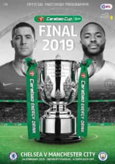 2019 EFL Cup Final Football match