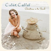 Resultado de imagem para colbie caillat christmas in the sand single