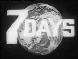 7 Days (Irish TV series) - Image: 7 days RTÉ