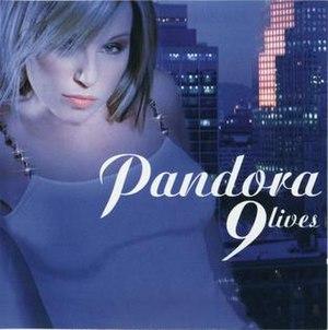 9 Lives (Pandora album) - Image: 9 Lives by Pandora