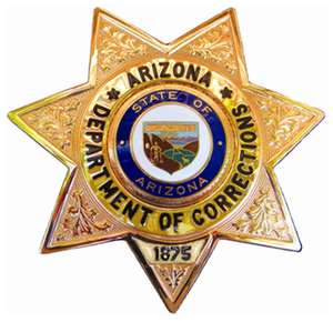 Arizona Department of Corrections - Image: AZ DOC Badge