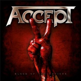 Blood of the Nations - Image: Accept Blood of the Nations cover