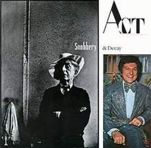 Act - Snobbery And Decay 45 single picture-cover.jpg