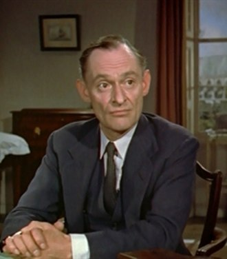 Alan Webb (actor) - in Lease of Life (1954)