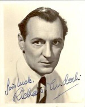 Richard Murdoch - Image: Actor Richard Murdoch