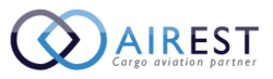 Airest Cargo Aviation Partner logo and slogan.png