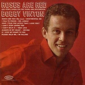 Roses Are Red (album) - Image: Album Roses Are Red