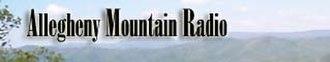 Allegheny Mountain Radio - Logo used until September 2009