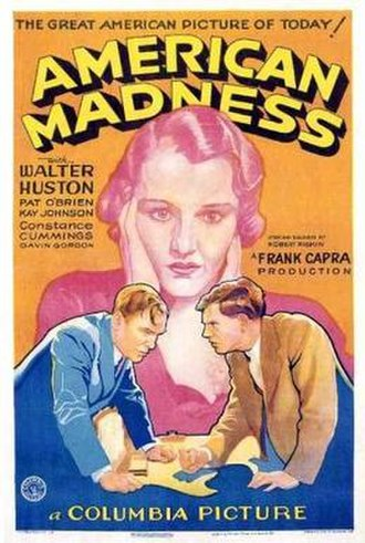 American Madness - American Madness poster
