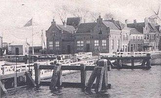 Vlotbrug - Image: Amr vlotbrug 1919 400