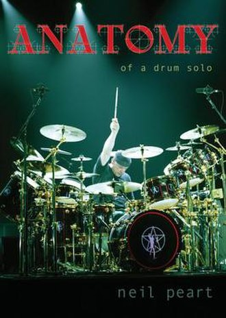 Anatomy of a Drum Solo - Image: Anatomy Of A Drum Solo DVD