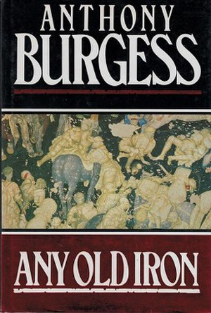 Any Old Iron (novel) - First edition cover
