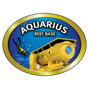 Aquarius (laboratory) - Image: Aquarius Reef Base Seal