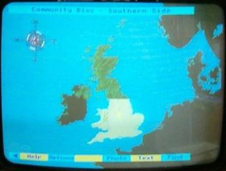 BBC Domesday Project crowdsourced born-digital description of the UK, published in 1986