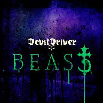 Beast (DevilDriver album) - Image: BEAST (Devil Driver album)