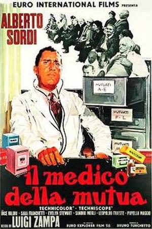 Be Sick... It's Free - Film poster