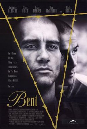 Bent (film) - Theatrical release poster