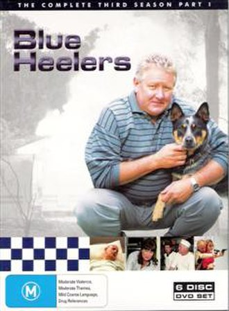 Blue Heelers (season 3) - Image: Bh dvd 3.1