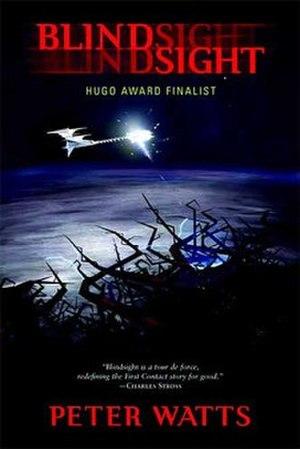 Blindsight (Watts novel) - Image: Blindsight (book cover)