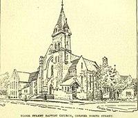 Walmer Road Baptist Church Food Bank