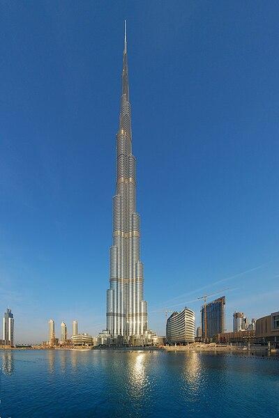 see: Burj Khalifa