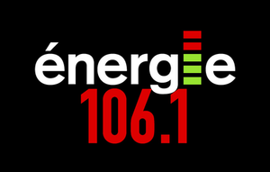 CIMO-FM - Last CIMO logo using the Énergie branding.