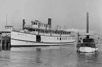 Calista (steamboat) - Image: Calista (steamboat)