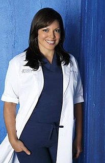 Callie Torres fictional character from the television show Greys Anatomy