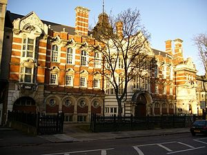 Camberwell College of Arts - Image: Camberwell Art School