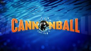 Cannonball (UK game show) - Image: Cannonball UK logo