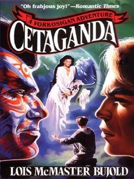 Cetaganda cover