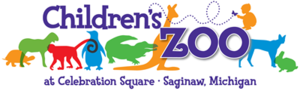 Children's Zoo at Celebration Square - Image: Children's Zoo at Celebration Square logo