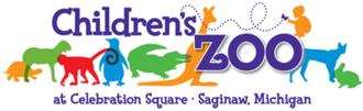 Children's Zoo at Celebration Square - Image: Children's Zoo at Celebration Square logo