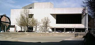 Civic Center of Greater Des Moines - Civic Center in 2006
