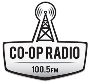 CFRO-FM - Image: Co op Radio 1005