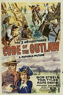 <i>Code of the Outlaw</i> 1942 film by John English