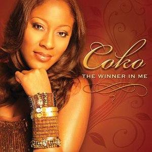 The Winner in Me - Image: Coko The Winner In Me
