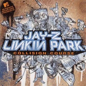 Collision Course (album) - Image: Collision Course CD DVD cover