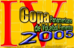 2005 Women's Pan-American Volleyball Cup - Image: Copapanamvolley 05