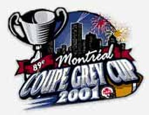89th Grey Cup - Image: Coupe Grey Cup