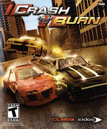 Crash N Burn 2004 Video Game Wikipedia