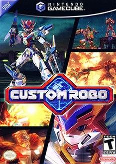 <i>Custom Robo</i> (2004 video game) GameCube game