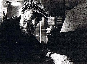Cromwell Everson - Everson composing