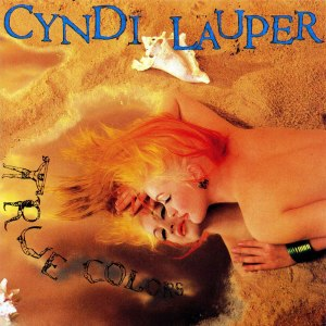 True Colors (Cyndi Lauper album) - Image: Cyndi Lauper True Colors