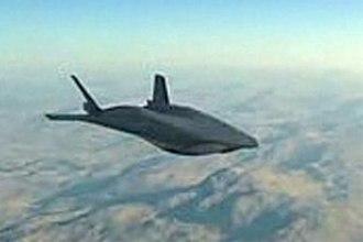 DARPA Falcon Project - Image: DARPA Falcon HTV 3X 1