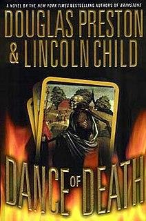 <i>Dance of Death</i> (novel) novel by Lincoln Child