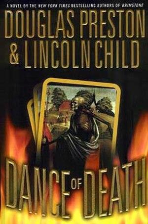 Dance of Death (novel) - Image: Dance of Death cover