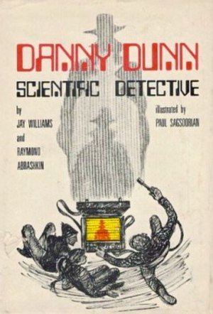 Danny Dunn Scientific Detective - First edition