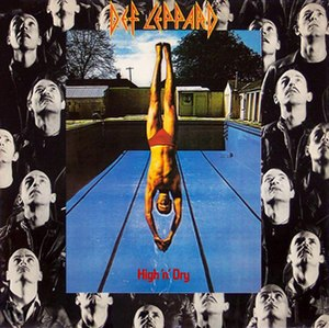 High 'n' Dry - Image: Def Leppard High 'n' Dry