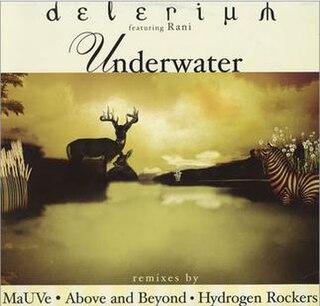Underwater (Delerium song) Song by Delerium